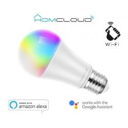 LAMPADINA WIFI RGB+CCT E27...